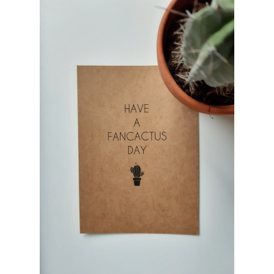 Have a fancactus day